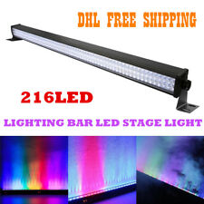216 LED RGB DMX Wall Washer Lighting Bar LED Stage Light Party DJ Show XMAS Lamp