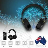 BluedioT5 Bluetooth Headphones Wireless Noise Cancelling Stereo Headsets OverEar