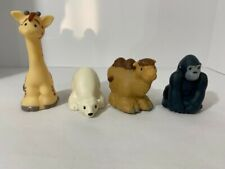 Little People Zoo Talkers Animals Lot of 7 and Little People Lot of 4