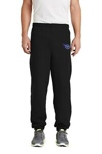 Tennessee Titans Embroidered Sweat Pants - no pockets