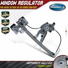 Power Window Regulator w/o Motor Rear Left for Skoda Octavia 1U2 1U5 1U0839461B