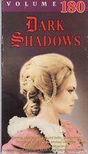 Vhs Dark Shadows Show Voulume 180