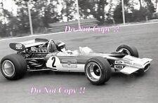 Jochen Rindt Gold Leaf Team Lotus 49B German Grand Prix 1969 Photograph 3
