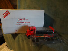 """DANBURY MINT-"""" COCA-COLA """" 1938 GMC Cab Over Engine Delivery Truck W/Paperwork"""