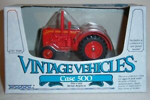 1/43 Case 500 with WFE Farm Toy Tractor Diecast