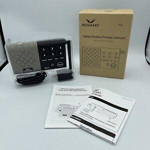 Hosmart Digital Wireless Portable Intercom DECT 6.0 Technology  HY-616S