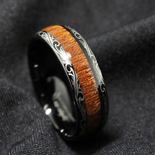 Tungsten Band Rings for Men
