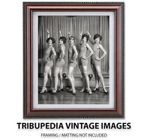 1927 Thayer Studio Girls Photo - Chorus Dance Showgirls - Wall Art Poster Print