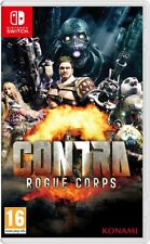 Contra Rogue Corps | Nintendo Switch New