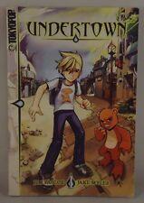 Undertown Volume 1 by Jim Pascoe and Jake Myler TokyoPop Manga Very Good Cond
