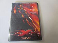 Digital Movie Press Kit Xxx Vin Diesel Samuel L. Jackson