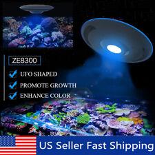 New listing Dimmable 96W Led Aquarium Light Full Spectrum Reef Coral Marine Tank Lamp S N