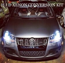 VW GOLF MK4 MK5 MK6 PREMIUM HID XENON CONVERSION KIT CANBUS PRO UPGRADE SCIROCCO
