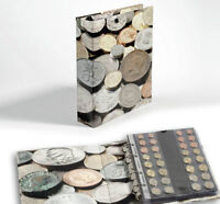 Coin Collection Album Currency Collection Leuchtturm 340920 OPTIMA Album COINS
