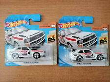 Hot wheels Audi 84 Quattro