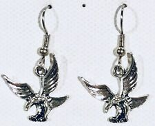 EAGLE Earrings Surgical Hook New Bird Flight US