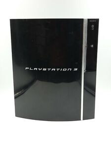 Sony PlayStation 3 PS3 Games Console 40GB Fat Edition