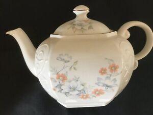 Rare Vintage Royal Park Fine Earthenware Teapot Staffordshire England+Freepost