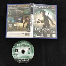 Ps2 Beyond Good & Evil and neuf dans sa boîte Sony Playstation 2 #ps2#00214