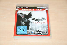 Batman: Arkham City Essentials-ps3-COME NUOVO TOP USK 16