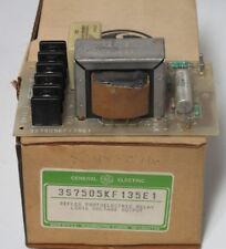 NEW IN BOX GENERAL ELECTRIC 3S7505KF135E1 PHOTOELECTRIC RELAY BOARD (OLD STOCK)
