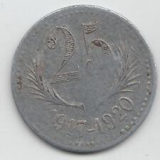 WWI France Monnaie de necessite jeton token - L'Herault 1917 - 25 Centimes 4