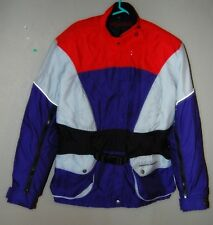 BMW Modern Concept 12R Armored Motorcycle Jacket Gore-Tex Purple, Red,Gray