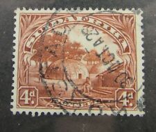 South Africa SC #40b CDS P14 used stamp