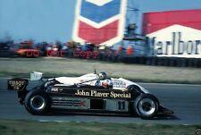 Elio de Angelis equipo Essex Lotus 81 belga Grand Prix 1981 fotografía