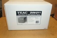 Teac 1x1 DVD Duplicator DVW-D11 NEW