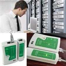 RJ45 RJ11 RJ12 CAT5 UTP Network LAN USB Cable Tester Remote Test Tools JL