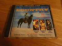 Various Artists : The Best of Country Music Volume Two CD