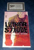 THE STRANGE TALENT of LUTHER STRODE #1 signed 1st print IMAGE JUSTIN JORDAN + TM