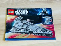 LEGO - INSTRUCTIONS BOOKLET ONLY - STAR WARS 8099 - Imperial Star Destroyer
