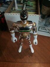 "Bandai 1998 Power Rangers in Space Lost Galaxy 8"" Talking Silver Figure"