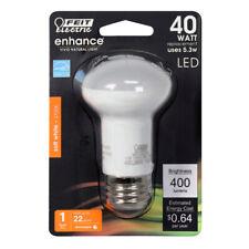 FEIT Electric  R16  E26 (Medium)  LED Bulb  Soft White  40 Watt Equivalence 1 pk