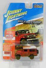 2018 Johnny Lightning *MIJO'S CLASSIC GOLD* RUSTY RED 1980 TOYOTA LAND CRUISER