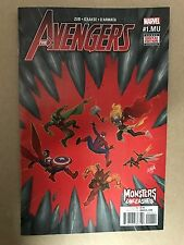 AVENGERS #1.MU MONSTERS UNLEASHED MARVEL COMICS (2016) SPIDER-MAN VISION THOR