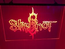 Slipknot Led Neon Light Sign Game Room , Bar , garage