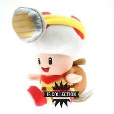 Captain Toad Treasure Tracker Peluche minatore super mario pupazzo doll capitan