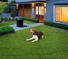 4'x6'x3cm Premium Synthetic Turf Green Artificial Grass Lawn Fake Grass Autumn
