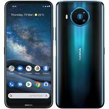 "Nokia 8.3 Ta-1243 128Gb 8Gb Ram Polar Night (Factory Unlocked) 6.81"" 64Mp"