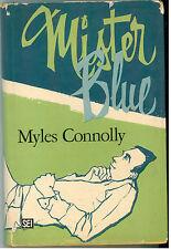CONNOLLY MYLES MISTER BLUE SEI 1962 I° EDIZ. IL GRAAL 18
