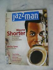 JAZZMAN n° 82 - Wayne Shorter