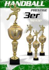 3er Handball Pokalserie Pokal Handball GOLDEN PRESTIGE
