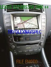 LEXUS IS250 IS350 IS F GPS NAVIGATION CUSTOM MADE WRING HARNESS