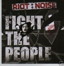 (234X) Riot:Noise, Fight The People - DJ CD