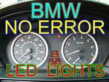 USA WHITE LED x14 Interior Bulbs Kit 04-09 BMW E60 5 SERIES 4D Map Door Trunk
