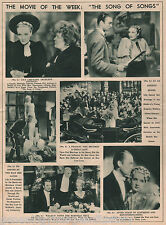 Song Of Songs Movie Review + Genealogy 1933