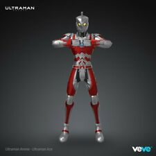 VEVE NFT RARE Ultraman Ace VR/AR (SOLD OUT!) FIRST APPEARANCE #2074 Collectible!